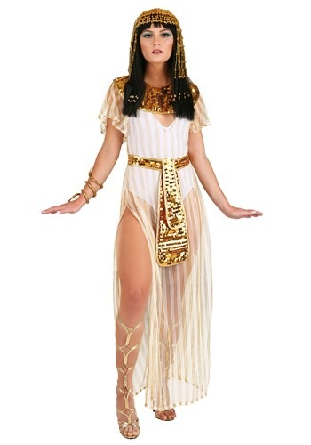 Women's Sheer Cleopatra Costume