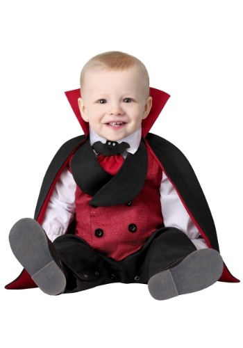 Infant Count Dracula Costume