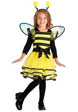 Little Bitty Toddler's Bumble Bee Costume