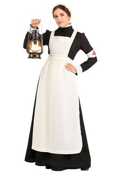 Women's Florence Nightingale Costume Updated
