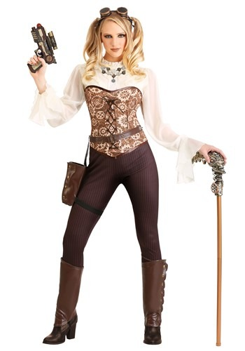Steampunk Sweetie Women's