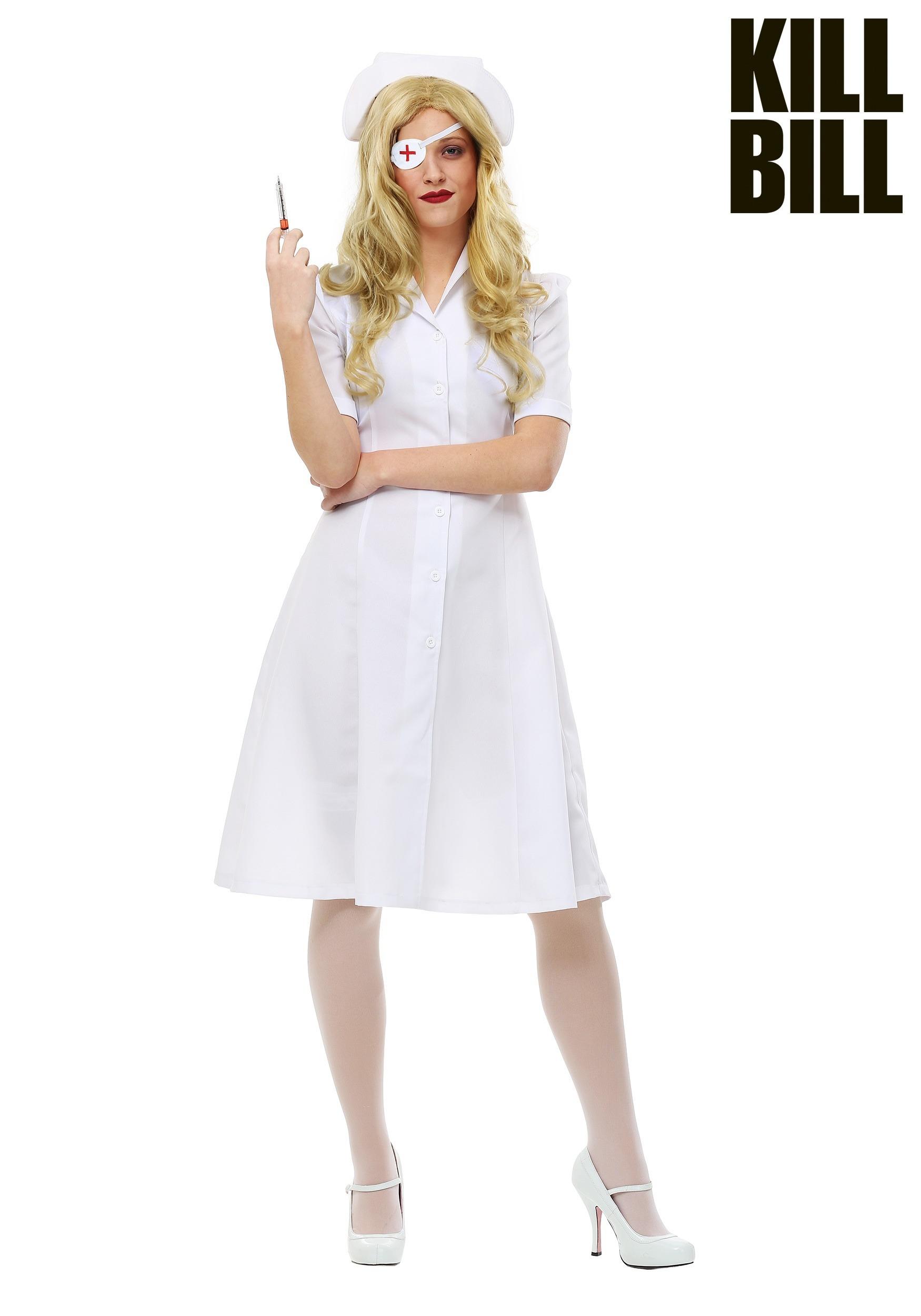 elle driver nurse plus size adult costume 1x 2x