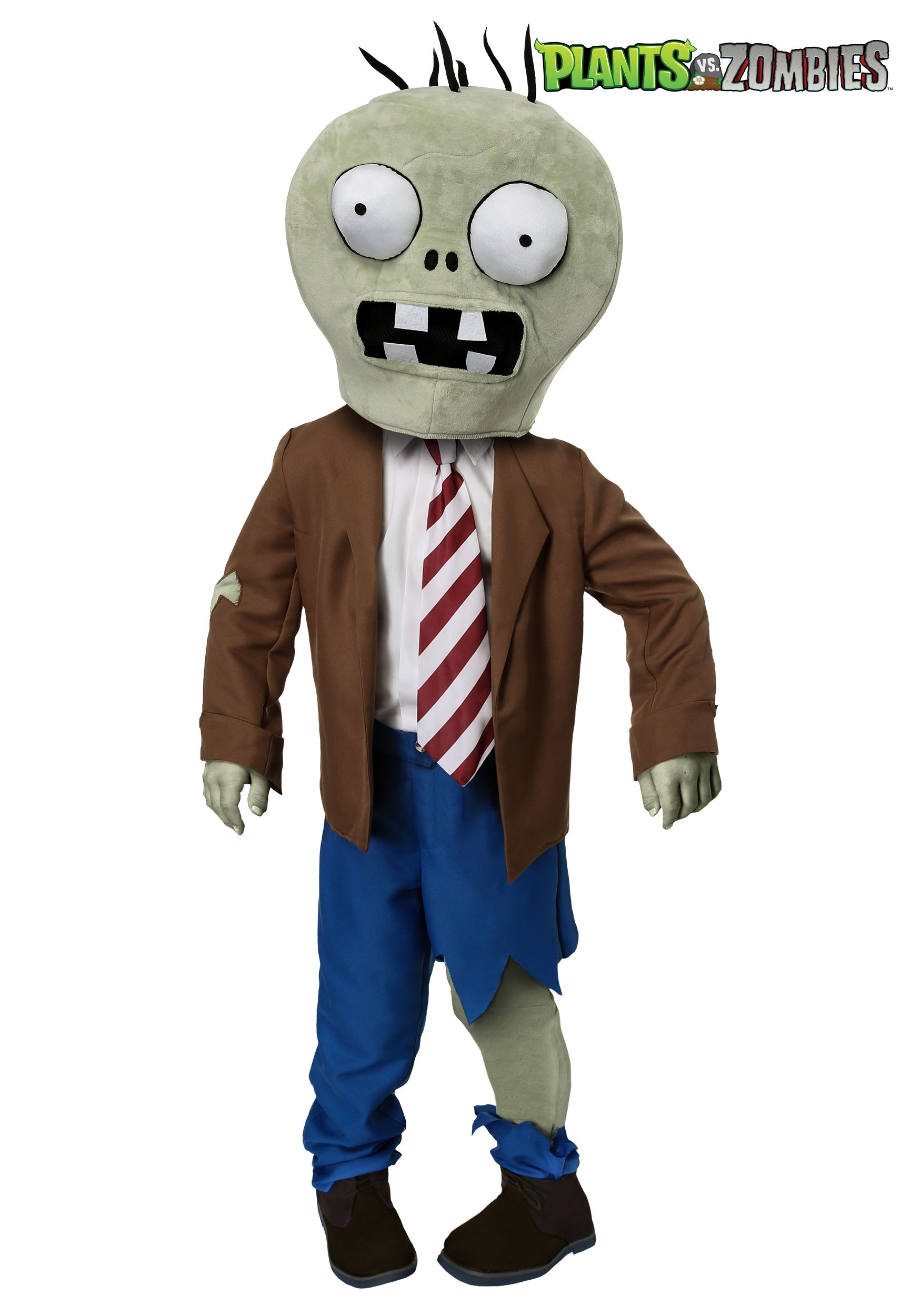 Zombie Halloween Costumes For Toddlers.Toddler Plants Vs Zombies Zombie Costume