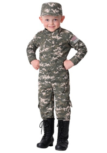 Toddler's Modern Combat Uniform
