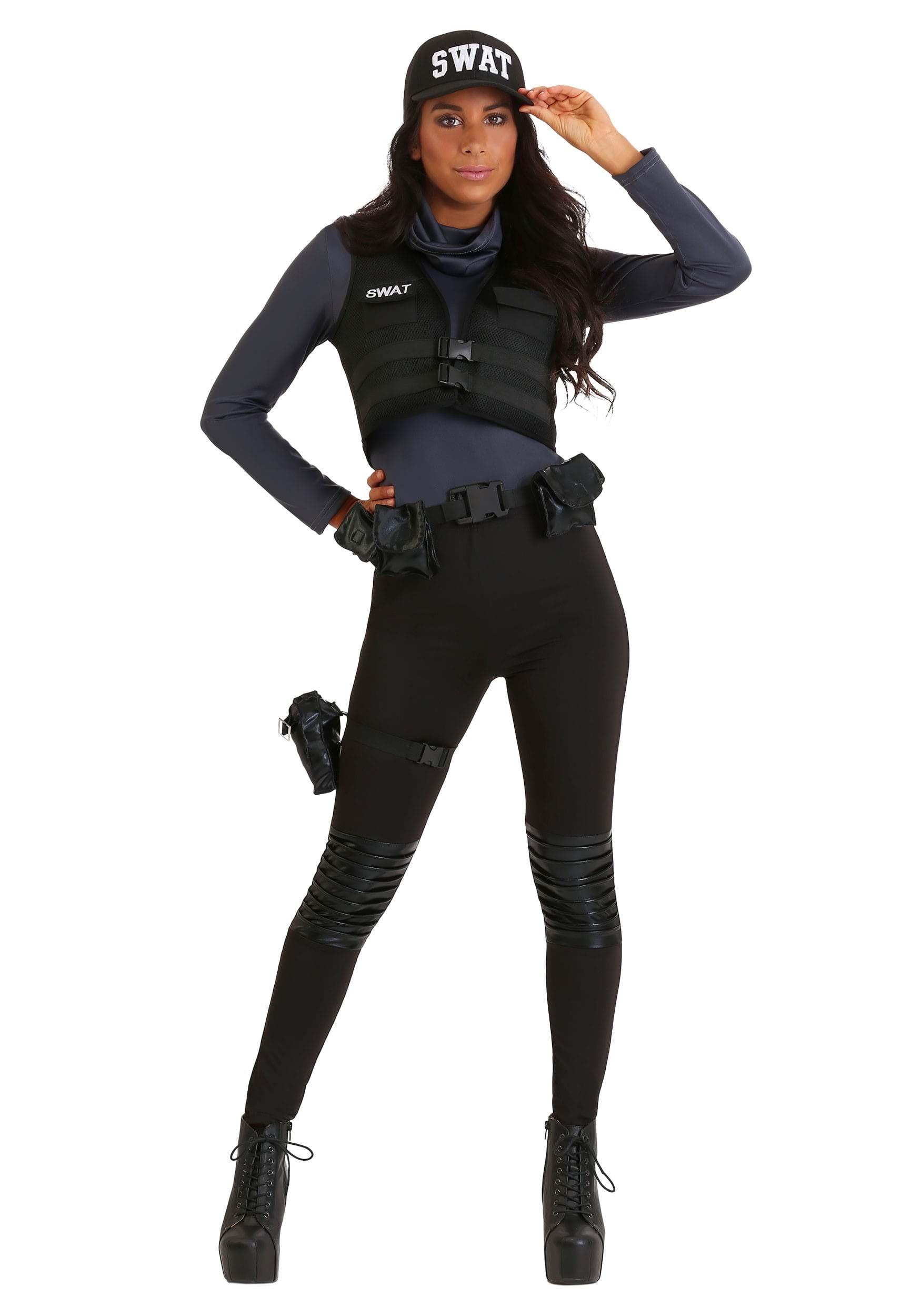 SWAT Babe Women's Costume
