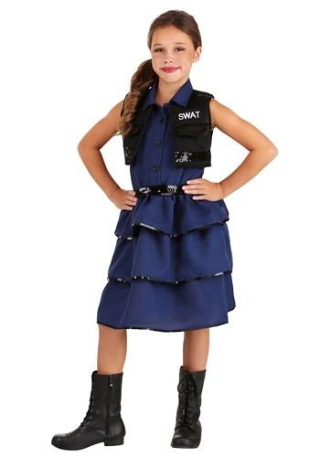 Girls SWAT Costume