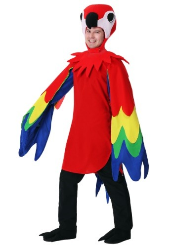 Adult Parrot Costume