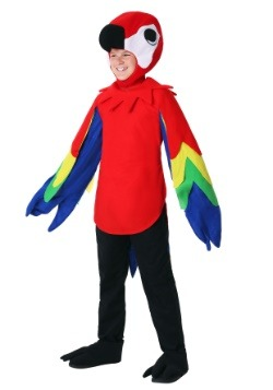 Child Parrot Costume