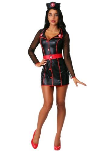 Night Shift Nurse Costume for Women