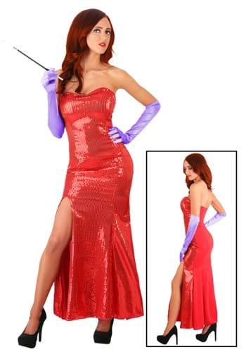 Women's Sultry Singer Costume Main Upd 2
