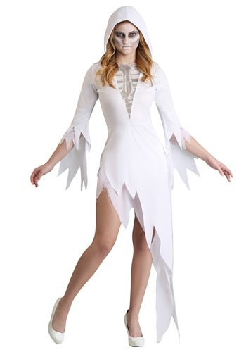 Womens Ghost Babe Costume