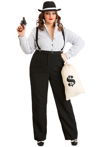 Plus size bonnie and clyde outfits