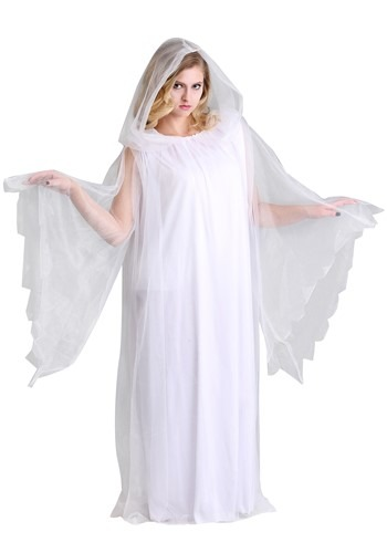 Womens Haunting Ghost Costume