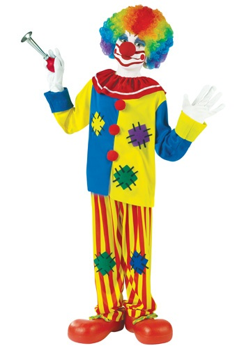 Child Big Top Clown Costume By: Fun World for the 2015 Costume season.