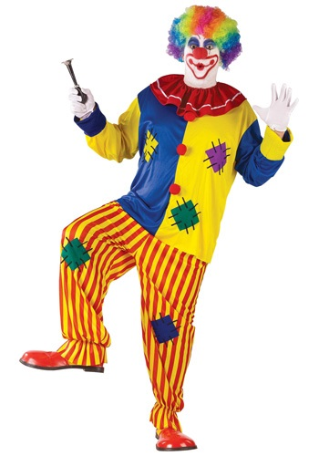 Click Here to buy Big Top Clown Costume from HalloweenCostumes, USA Funds & Shipping