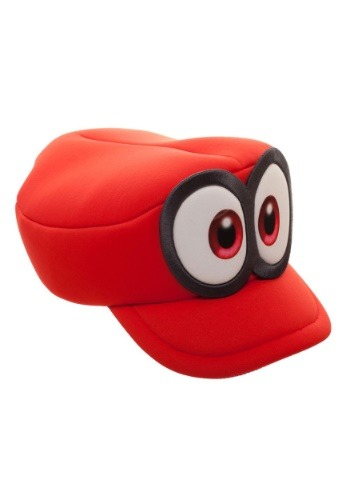 Mario Odyssey Cosplay Hat