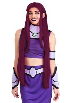 Women's Magenta Superhero Wig