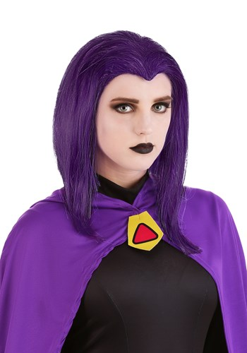 Womens Dark Magic Superhero Wig