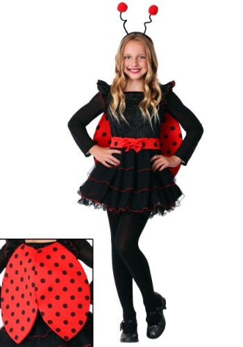 Girl's Sweet Ladybug Costume-update1