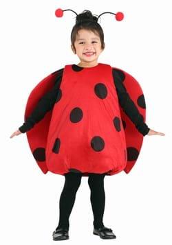 Toddler Girls Itty Bitty Ladybug Costume