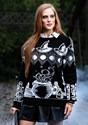 Witch Spellcraft and Curios Halloween Sweater 1