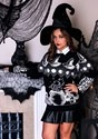 Witch Spellcraft and Curios Halloween Sweater alt2