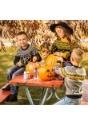 Pumpkin Patch Child Ugly Halloween Sweater alt4