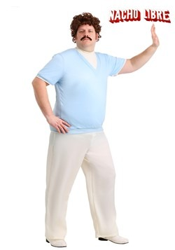 Nacho Libre Leisure Costume Adult
