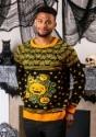 Pumpkin Patch Ugly Halloween Adult Sweater Update1 Alt1
