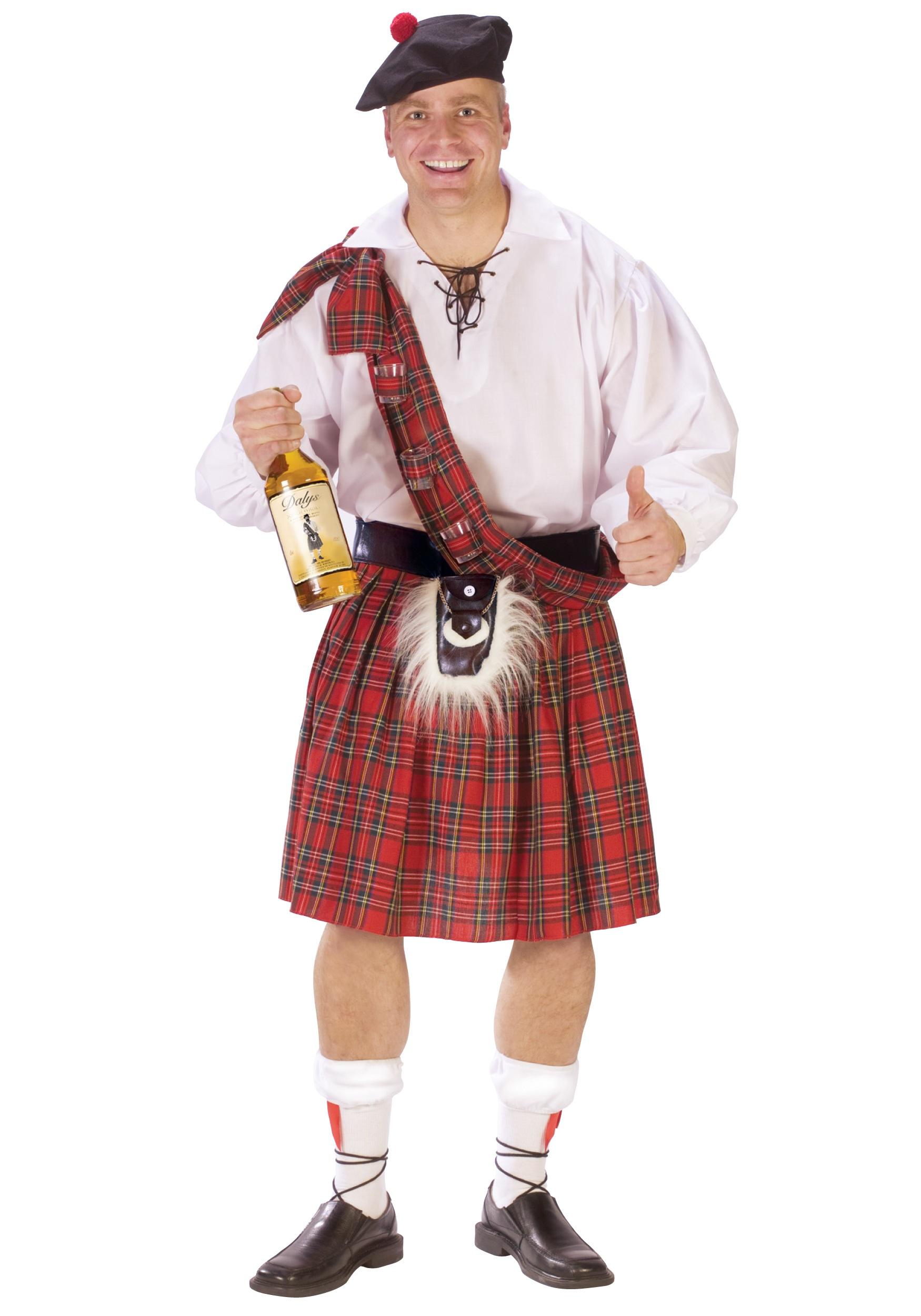 big scot costume