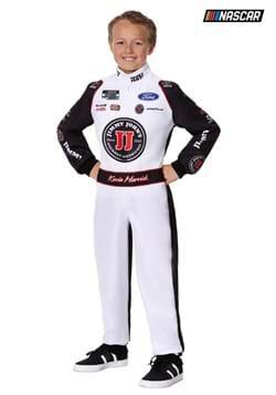 54f2b0c7 Child #4 Kevin Harvick(R) Jimmy John's Uniform Costume