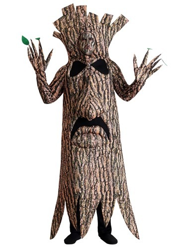 Adult Terrifying Tree Costume
