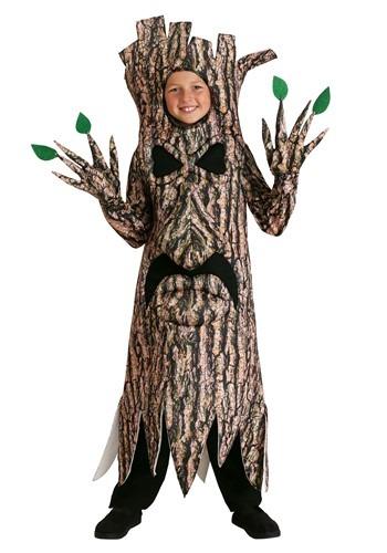 Terrifying Tree Kids Costume