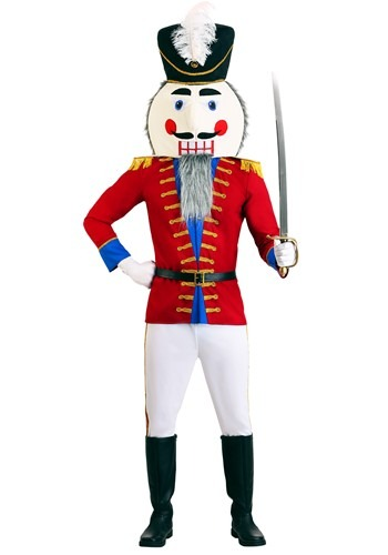 Adult Nutcracker Costume