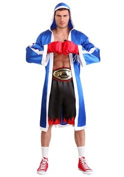 Boxing Champ Costume Adult