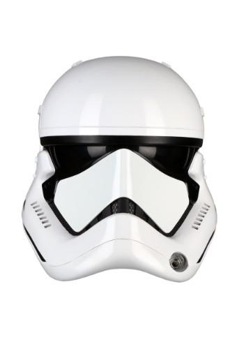 The Last Jedi First Order Stormtrooper Replica Helmet