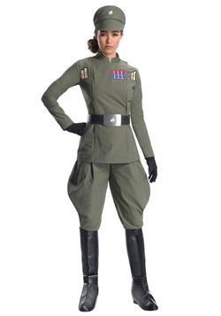 Star Wars Premium Imperial Officer Womens Costume