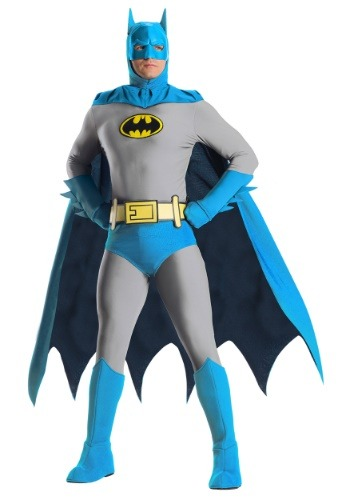 Premium Classic Batman Mens Costume