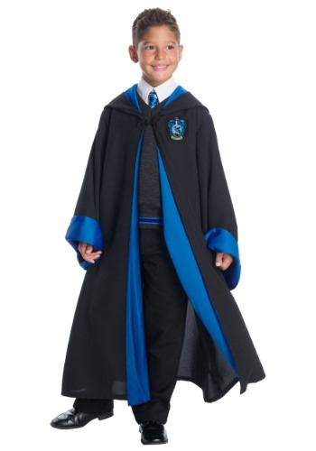 Click Here to buy Deluxe Ravenclaw Student Kids Costume from HalloweenCostumes, CDN Funds