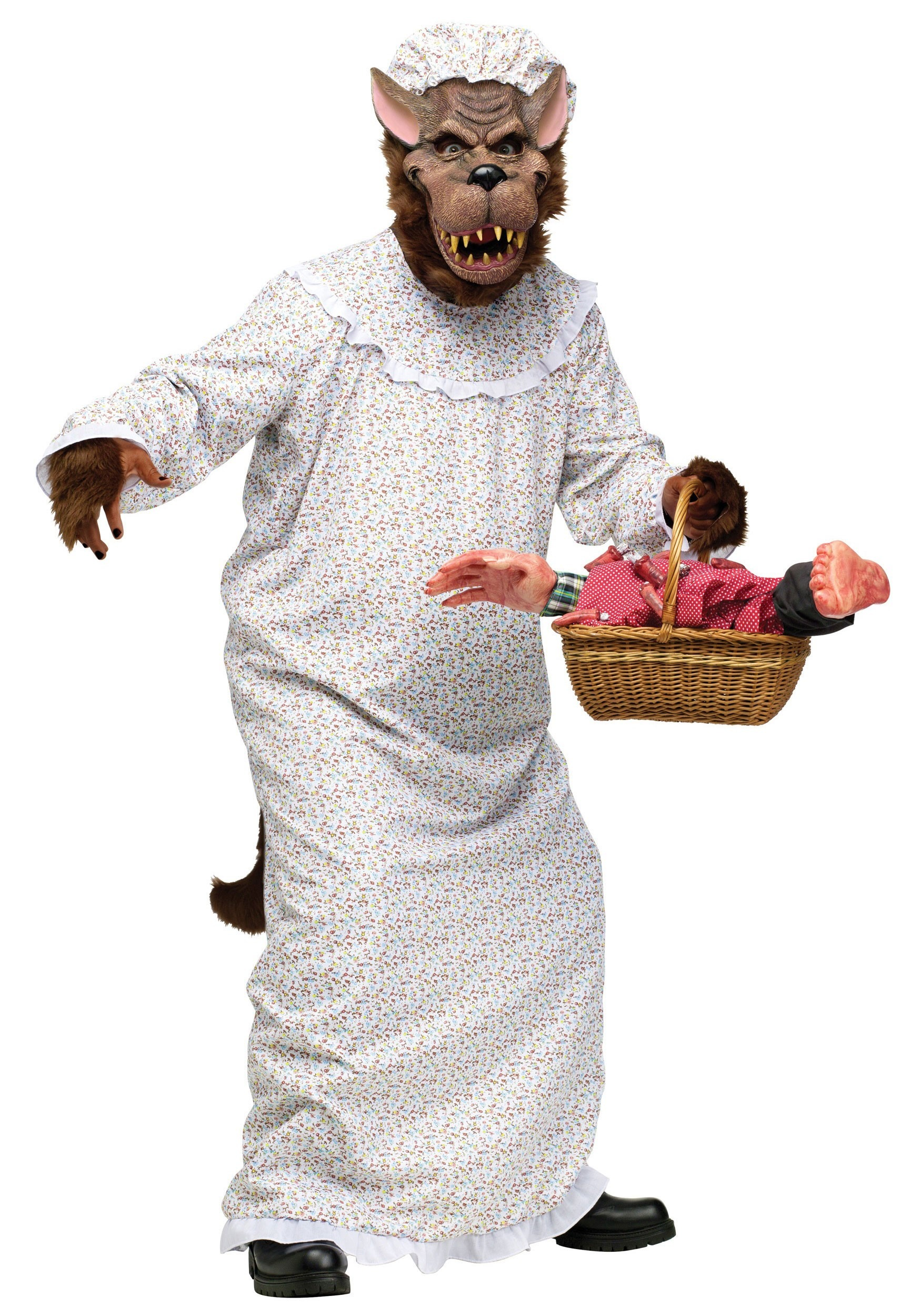 big bad granny wolf costume - Halloween Costumes Wolf