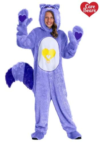 Care Bears & Cousins Child Bright Heart Raccoon Costume