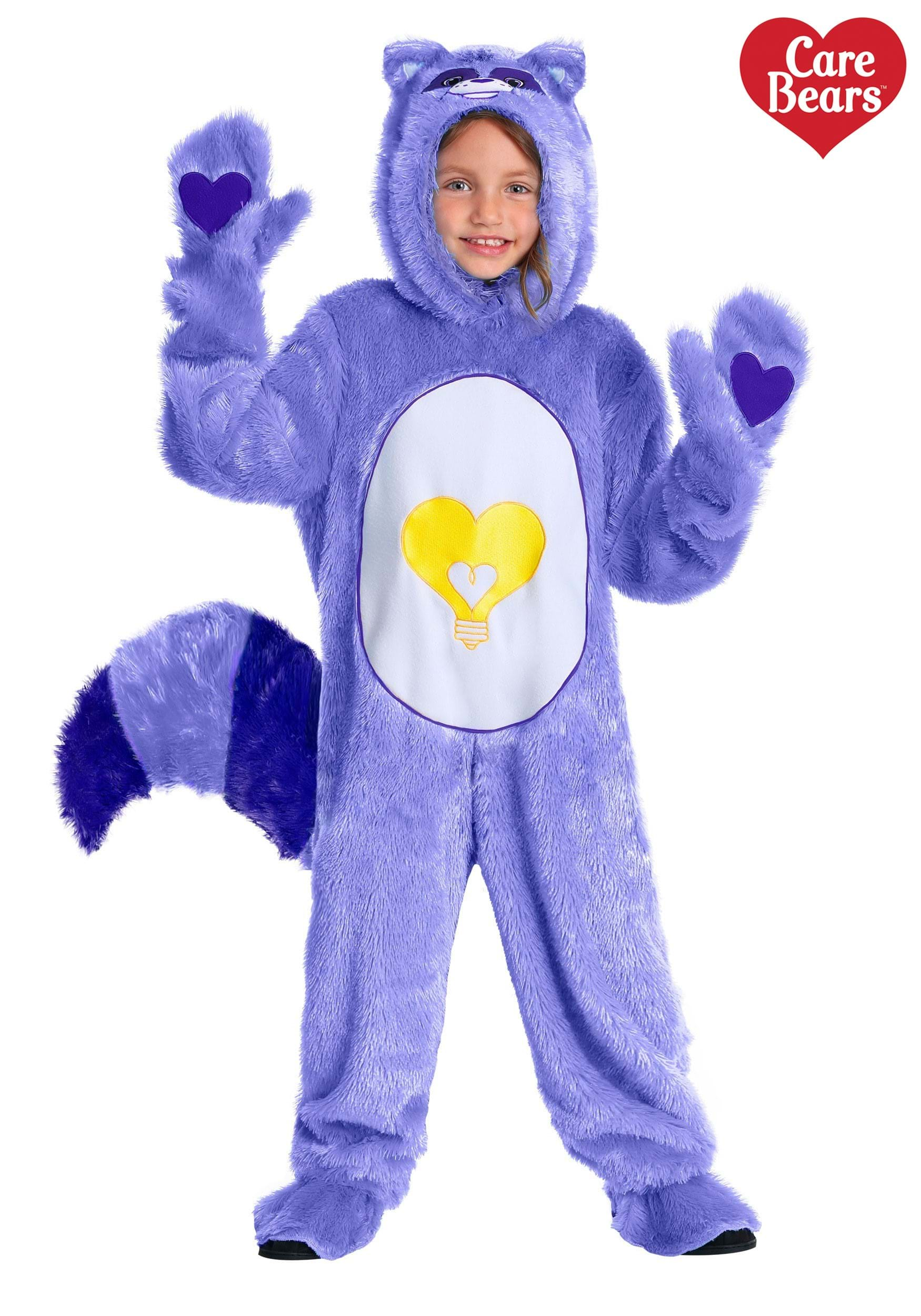Care Bears /& Cousins Toddler Lotsa Heart Elephant Costume