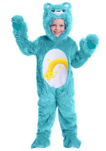 Click Here to buy Toddler Care Bears Wish Bear Costume from HalloweenCostumes, CDN Funds