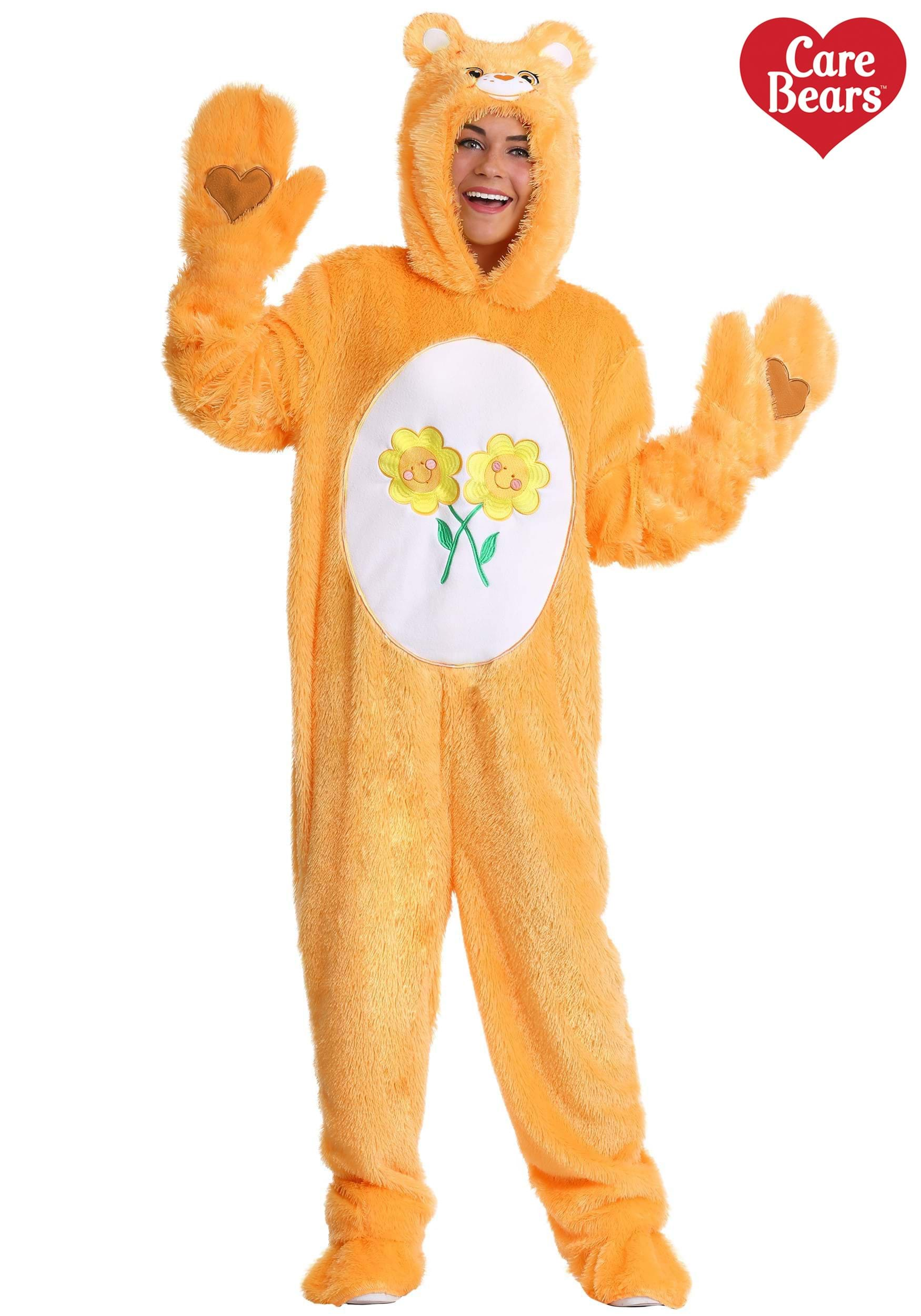 Care Bears Friend Bear Adult Costume