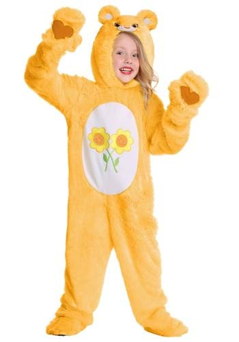 Click Here to buy Care Bears Friend Bear Toddler Costume from HalloweenCostumes, CDN Funds