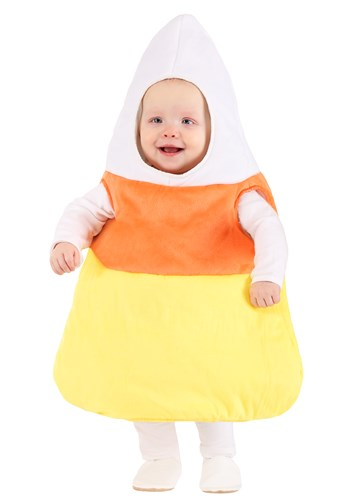 Baby Candy Corn Costume