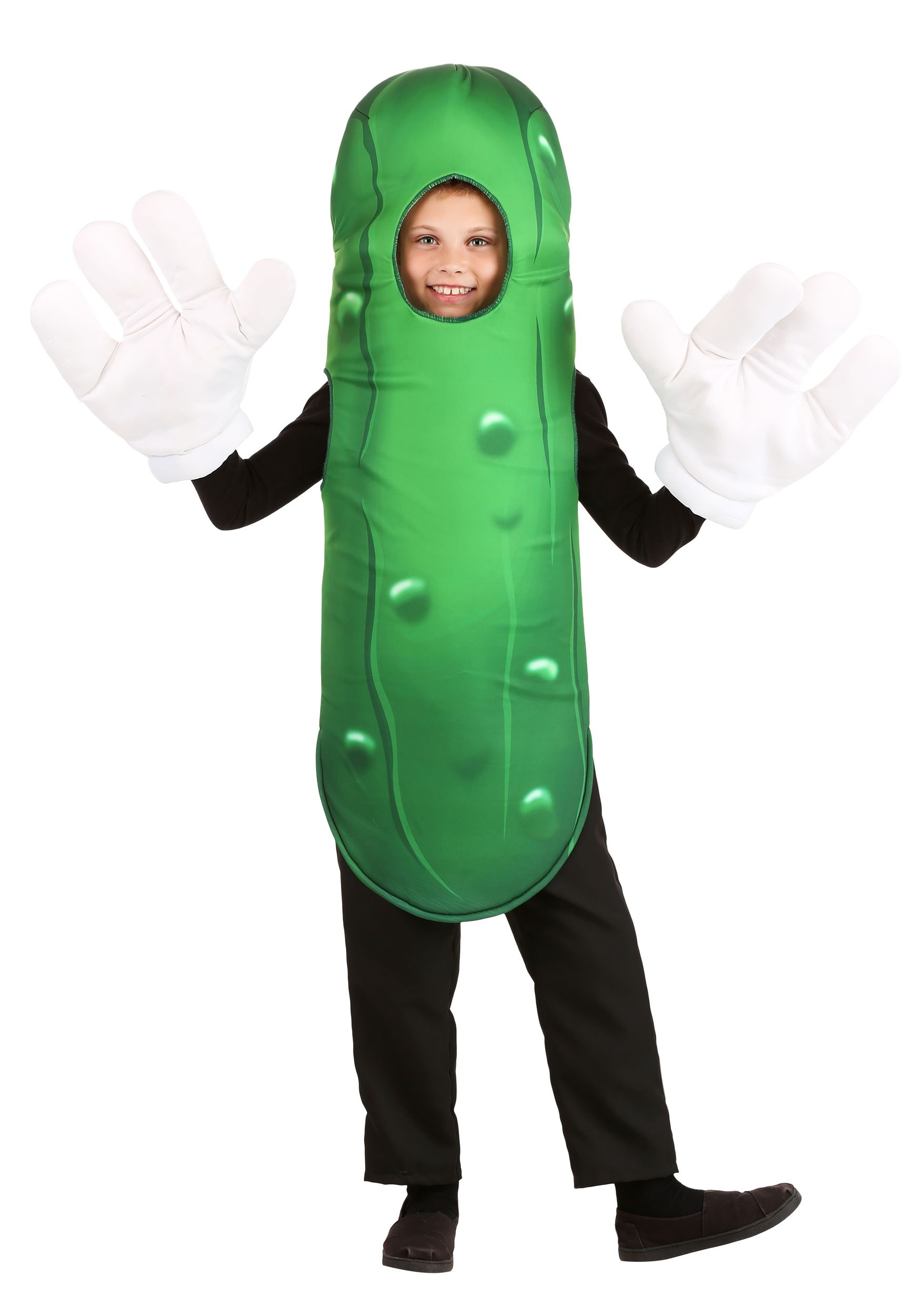 Giant Pickle Costume Halloween Fancy Dress