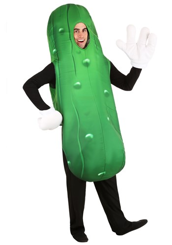 Adult Pickle Costume1