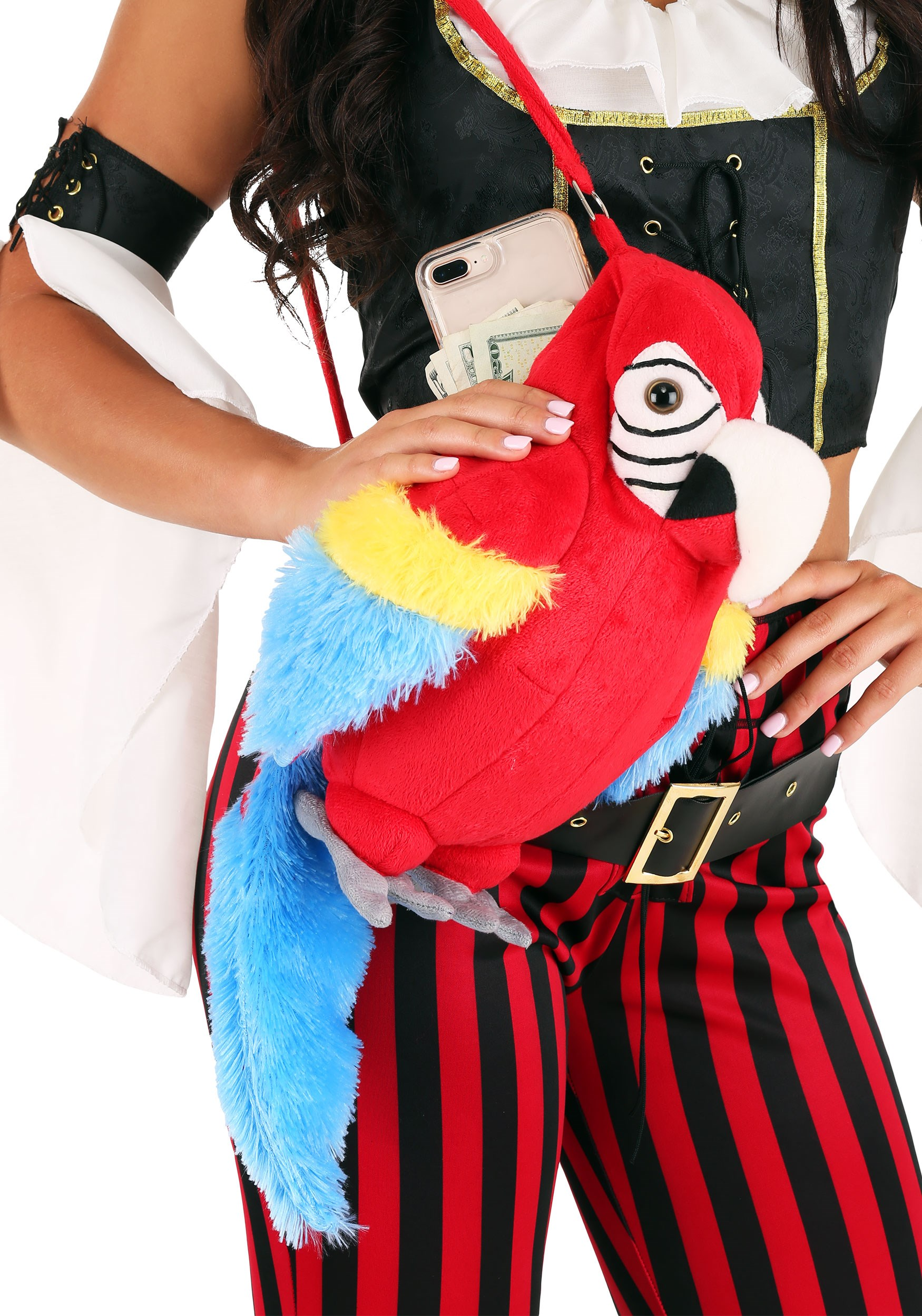 Toddler Squawking Parrot Costume
