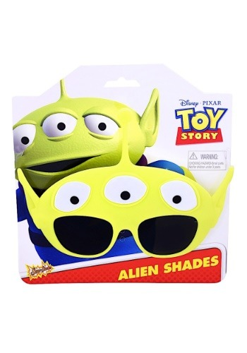 Click Here to buy Toy Story Alien Sunglasses from HalloweenCostumes, CDN Funds